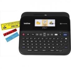 Принтер для печати наклеек Brother P-Touch PT-D600 в кейсе