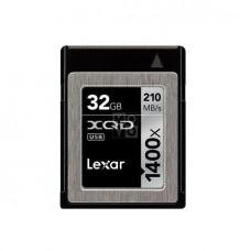 Карта памяти Lexar XQD 32GB 1400X Professional LXQD32GCRBEU1400
