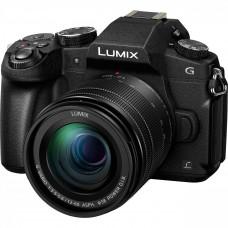 Фотоаппарат PANASONIC DMC-G80 + 12-60 Black (DMC-G80MEE-K)